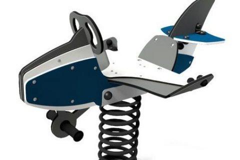 FLIEGER SPRING RIDER - Copla Steel