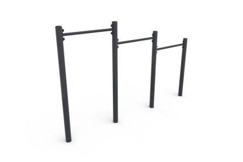 STEEL GYMNASTIC BARS - Copla Steel