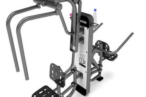 iFON STRETCHER BACK + TRICEPS - Copla Steel